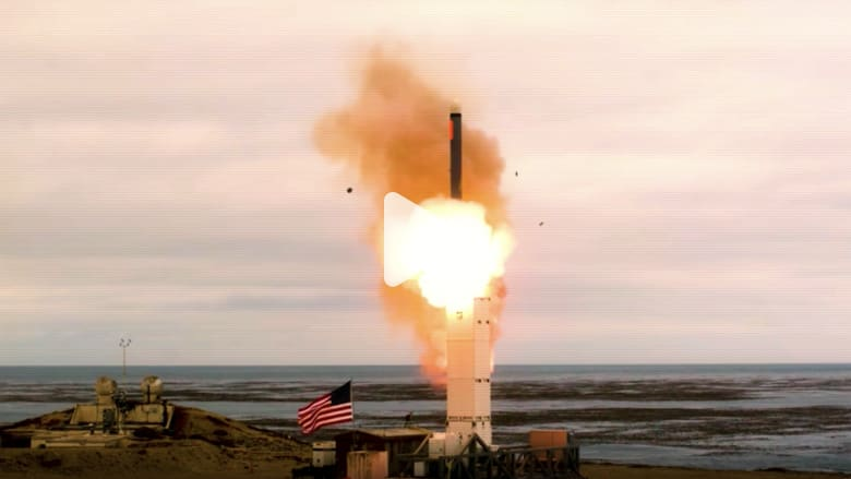 """بوتين """"يهدد"""" ويأمر بالرد على اختبارات أمريكية لصاروخ جديد"""