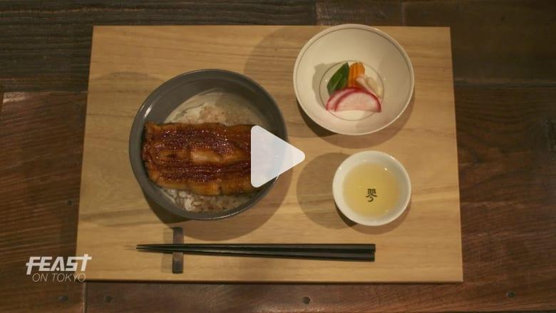 هذا المطعم في طوكيو متخصص في طبق فريد من نوعه.. ثعبان البحر