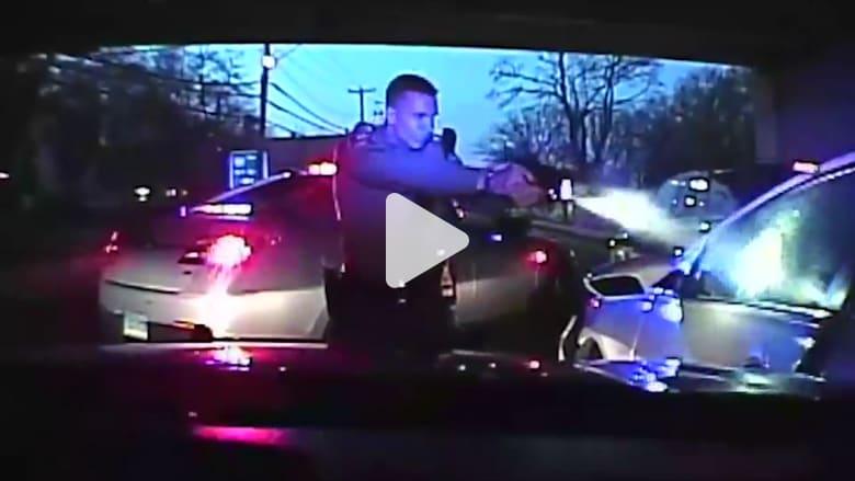 """""""العدالة لمبارك"""".. أمريكيون يتظاهرون ضد قتل شرطي مراهق أسود"""