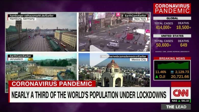 بعد أوروبا.. الصحة العالمية تحذر من بؤرة جديدة محتملة لتفشي فيروس كورونا