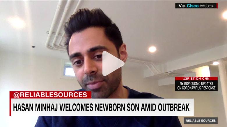 """الكوميدي حسن منهاج يتحدث لـCNN عن """"مكافحة الملل"""" في المنزل"""
