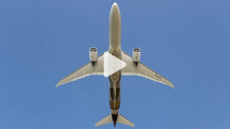 """""""الاتحاد للطيران"""" تحلق إلى وجهات جديدة بهدف تقديم المساعدات الإنسانية"""