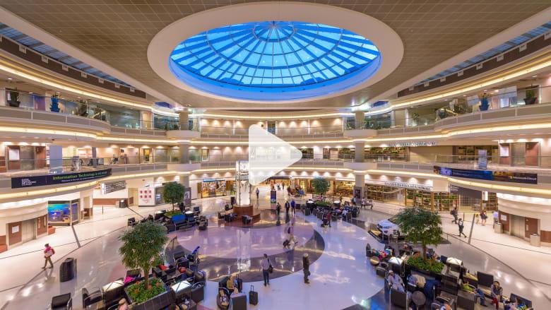 ما المطار الأكثر ازدحاماً في العالم رغم جائحة فيروس كورونا؟