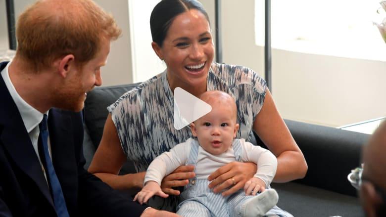 الأمير هاري وميغان يقاضيان المصورين على التقاطهم صورا لابنهما آرتشي