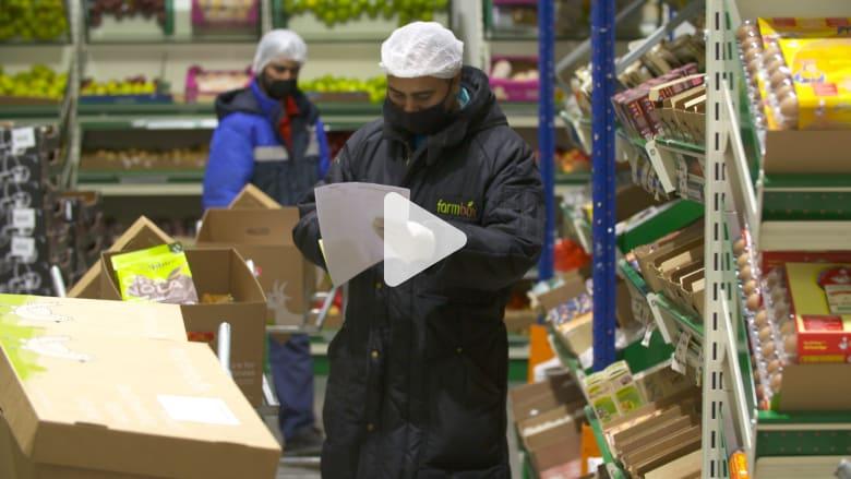 البقالة الإلكترونية.. كيف أثرت كورونا على تسوق السلع الطازجة في دبي؟