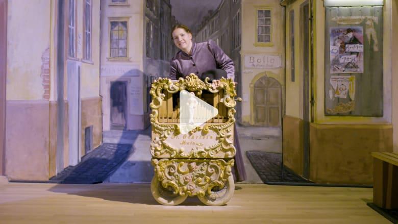 متحف يضم آلات موسيقية تعزف بلا بشر