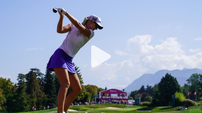 تعرف إلى آنا نوردكفيست.. أسطورة الغولف في أوروبا