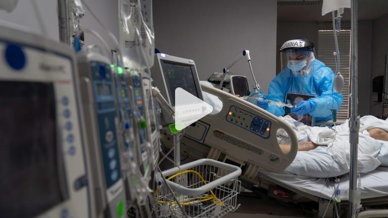 """""""السيناريو الأسوأ"""".. توقع أكثر من نصف مليون وفاة بأمريكا بسبب كورونا بحلول أبريل"""