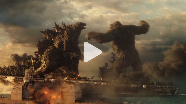 Watch Godzilla and King Kong compete together in a new upcoming movie
