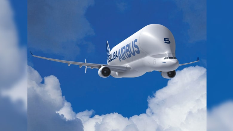 تعرف على أغرب طائرة في العالم