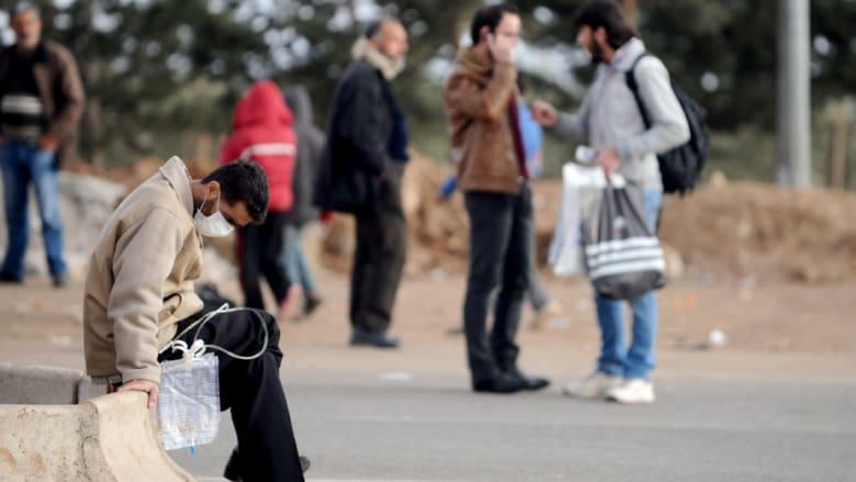 معاناة السوريين تستمر في 2014