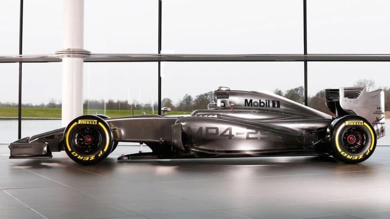 في يومين فيراري ومكلارين تكشفان عن سيارتيهما لسباق F1