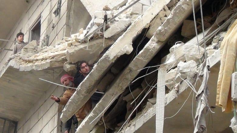 ليس بجنيف وحده تحيا سوريا !