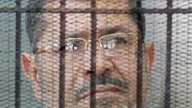 ماذا قال مرسي لرئيس المحكمة؟