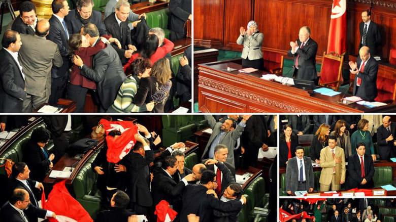 """تونس: """"نتوافق على الأدنى من الخير أحسن من أن نتقاتل على أقصاه"""""""