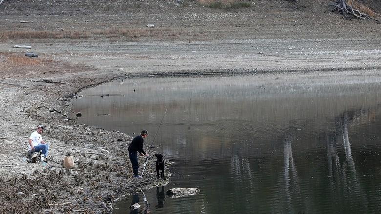 كاليفورنيا تشهد أقسى فترة جفاف منذ 119 عاما