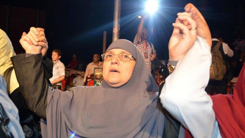 تحريض زوجة مرسي على القتل ومعركة الشريان مع دعاة السعودية