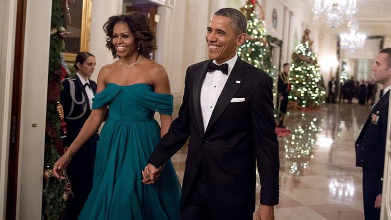 صحف العالم: أوباما وزوجته يحتفلان بعيد الحب على تويتر