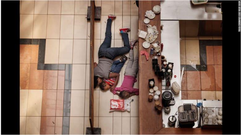 الصور الفائزة في مسابقة العالم للصور الصحفية