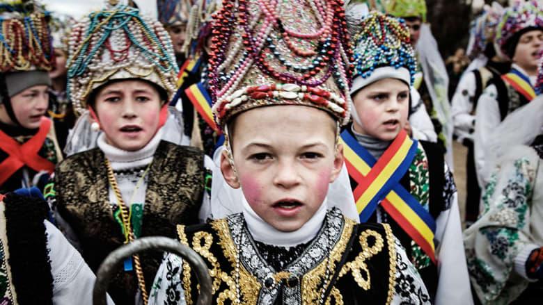 مهرجان العام الجديد الذي لا ينسى بأوكرانيا