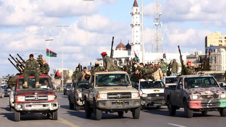 """مجلس ثوار ليبيا: لا شرعية إلا """"للمؤتمر"""" وإعلان النفير وتحذير القعقاع"""
