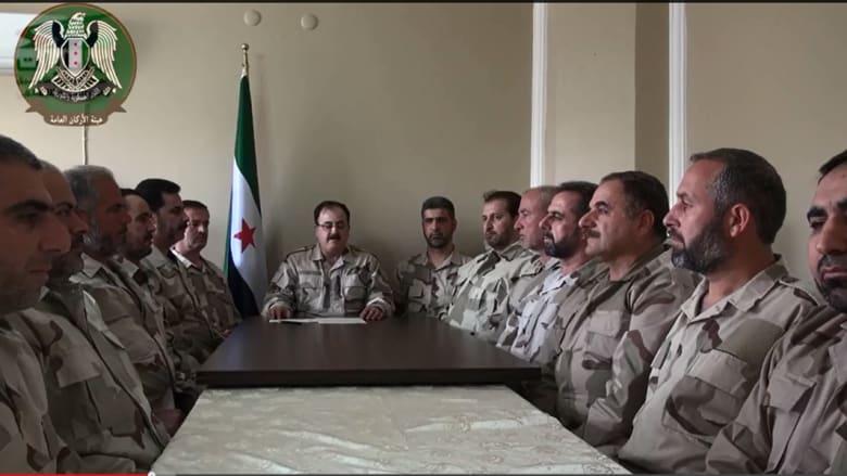 """سوريا.. إدريس يرفض إقالته ويفك الارتباط مع """"مجلس الثلاثين"""""""