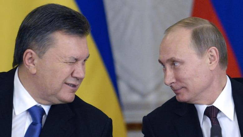 أوكرانيا.. ما موقف روسيا الآن؟ وأين الرئيس المخلوع يانكوفيتش؟