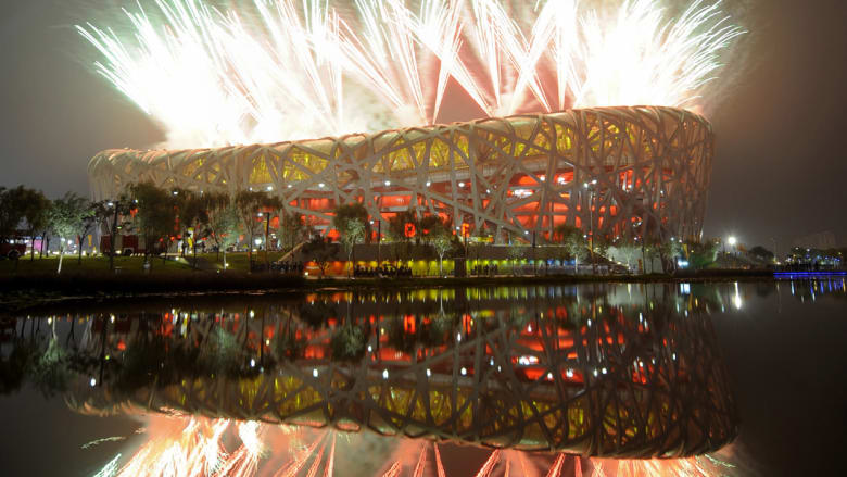الكوريغرافيا بطل الألعاب الأولمبية الصامد