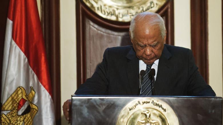 منصور يقبل استقالة الببلاوي: حمل أمانة إرث ثقيل من التردي