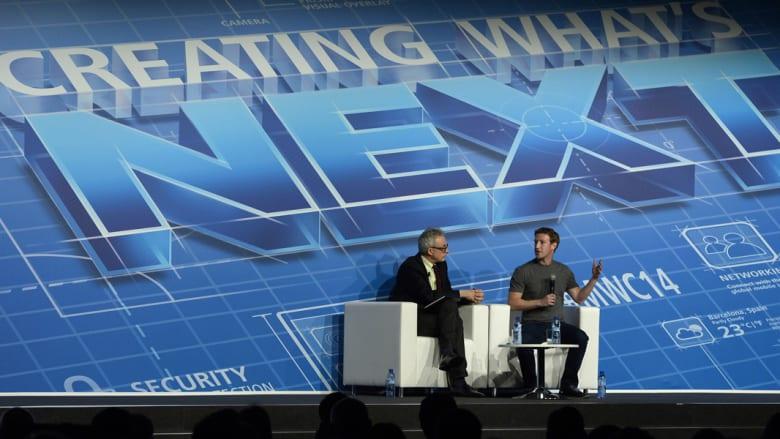 فيسبوك تتحدث عن تفاصيل استحواذها على واتساب خلال المؤتمر العالمي للجوال
