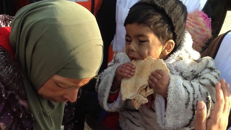 بالفيديو.. الأزمة الإنسانية في اليرموك