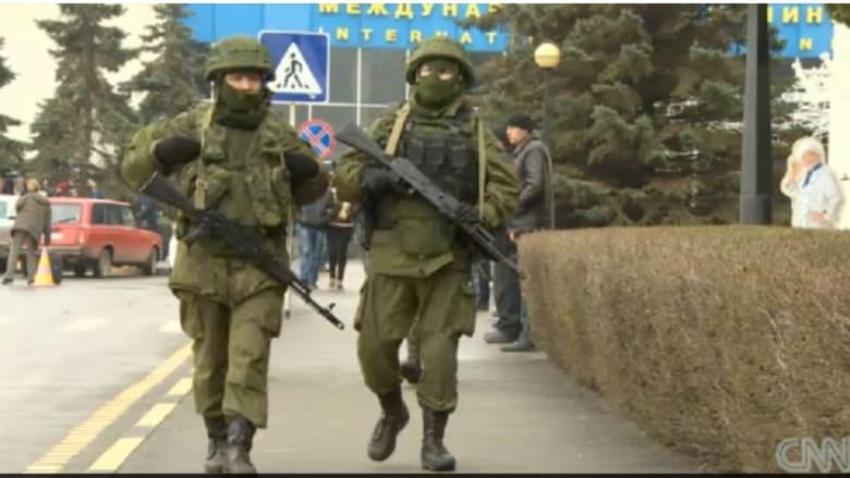 الرئيس الأمريكي محذرا روسيا: التدخل العسكري بأوكرانيا سيكون له ثمن
