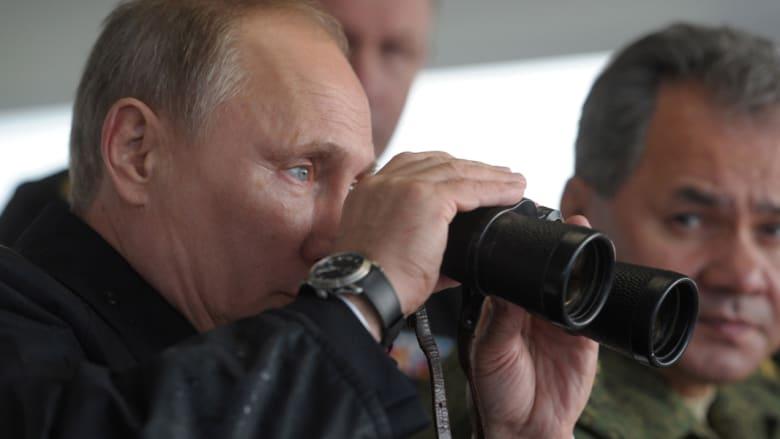 البرلمان الروسي يؤيد طلب بوتين إرسال قوات إلى أوكرانيا