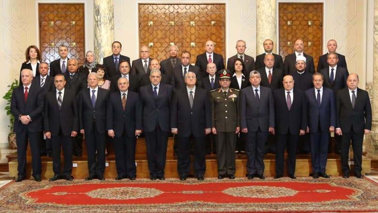 بعد أدائهم اليمين الدستورية.. من أعضاء الحكومة المصرية الجديدة؟