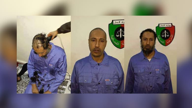 ليبيا تعلن تسلّم الساعدي نجل العقيد الراحل معمر القذافي من النيجر