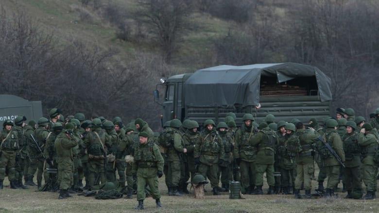 """برلمان القرم يطلب الانضمام لروسيا ويندد بـ""""الاحتلال"""" الأوكراني"""