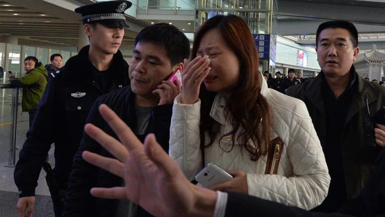 بالصور .. فقدان الاتصال برحلة الطائرة الماليزية إلى بكين