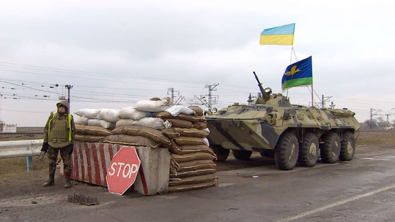 القوات الروسية ترسم الحدود الجديدة في القرم؟