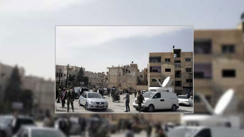 الجيش السوري يسيطر بالكامل على مدينة يربود
