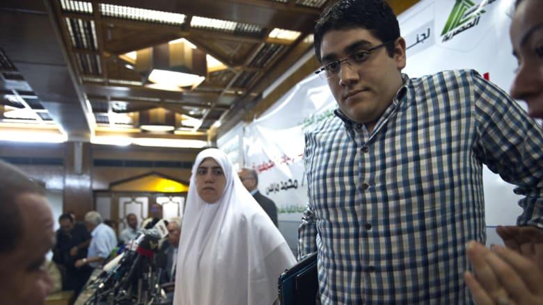إحالة أصغر أبناء مرسي للقضاء بتهمة حيازة وتعاطي المخدرات
