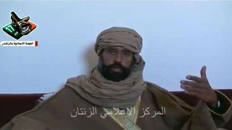 ليبيا: تعديل مادتين من القانون للتمكن من محاكمة سيف الإسلام القذافي