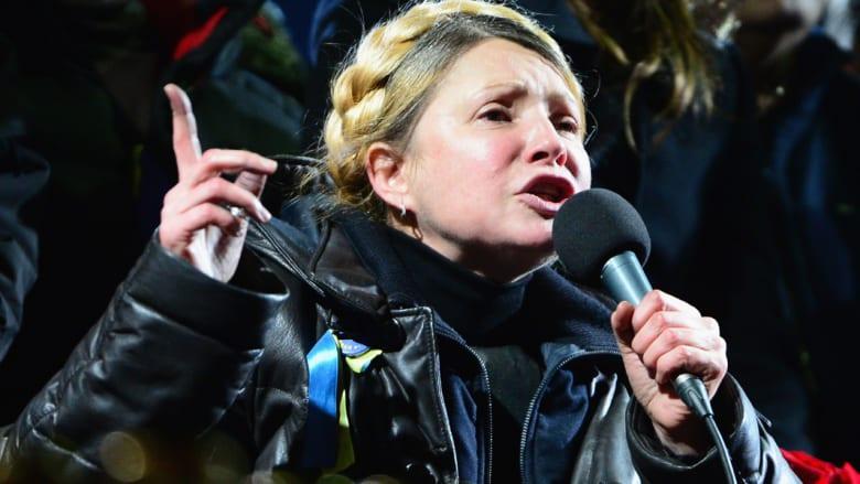 بعد سنوات السجن .. تيموشنكو تخوض انتخابات الرئاسة في أوكرانيا
