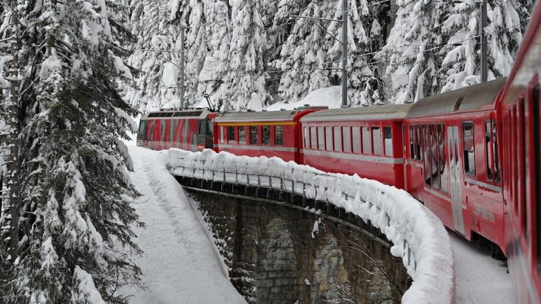 بالصور.. 36 ألف دولار لرحلة بالقطار حول العالم