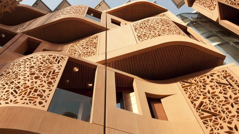 فنون تصميم الماضي تحافظ على بيئة المستقبل بالشرق الأوسط