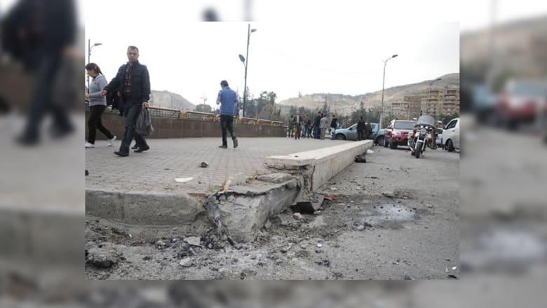 تفجيرات تعم سوريا وقذائف هاون بدمشق