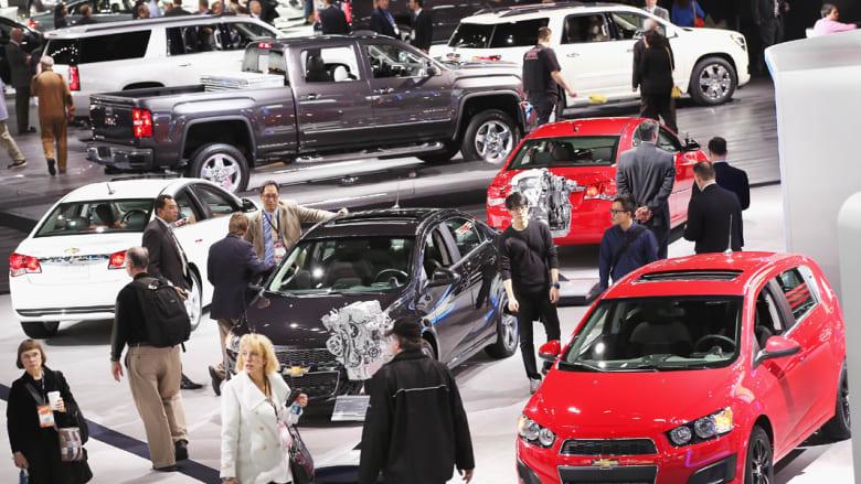 تحف كبار مصنعي السيارات تحت سقف واحد