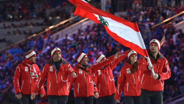التسعة الذين يمثلون العرب والشرق الأوسط في سوتشي