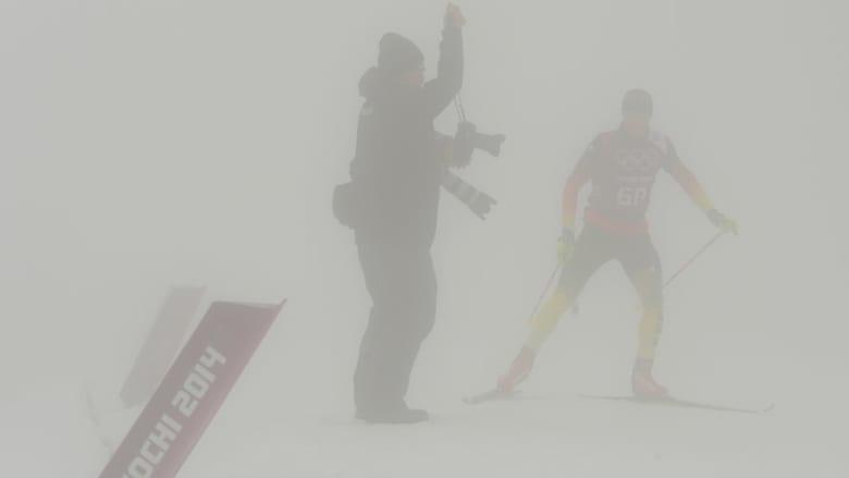 الضباب ينتزع البطولة من أبطال سوتشي