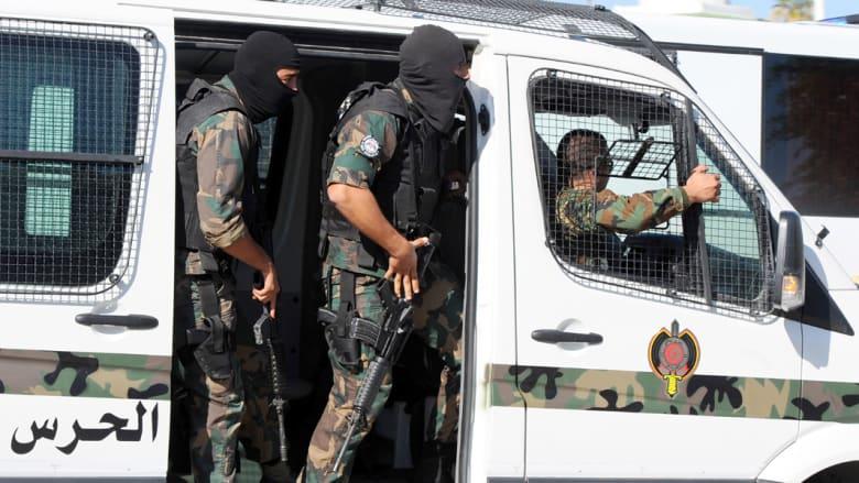 مقتل ثلاثة رجال أمن ومدني في كمين شمال غرب تونس