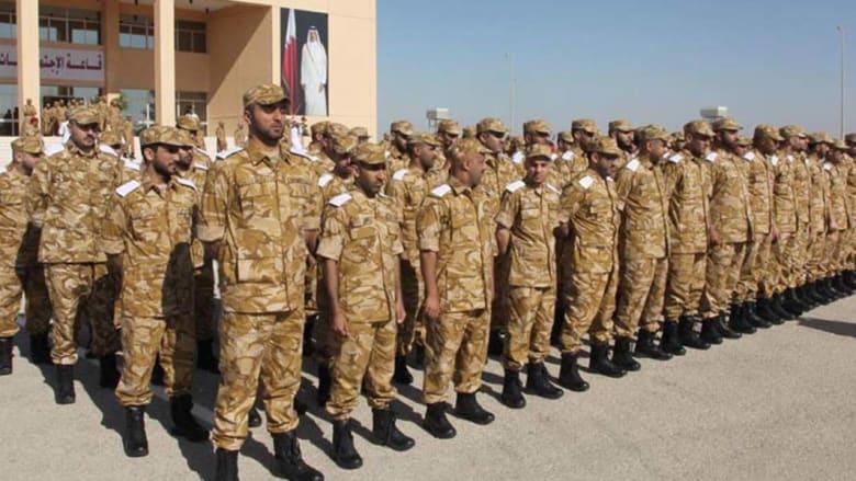 """بالصور: بدء تدريب القطريين على الخدمة العسكرية الإلزامية """"تحسبا للطوارئ"""""""